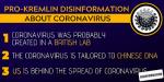 Coronavirus Disinformation image